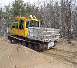 2-H PowerTraxx Utility Vehicle