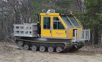 2H Off Road Tracked Crew Carrier